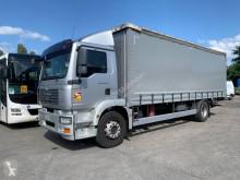 Ciężarówka MAN TGM 18.280 BL firanka używana