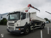Camion polybenne Scania P 400
