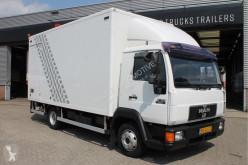 Camion fourgon MAN 8.163