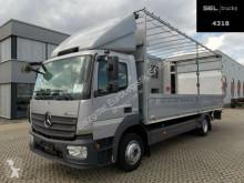Camion savoyarde Mercedes Atego 1221 / Ladebordwand / Rückfahrkamera