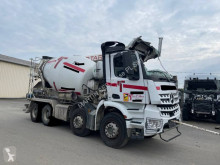 Camion Mercedes Arocs 3243 béton toupie / Malaxeur accidenté