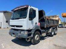 Ciężarówka wywrotka dwustronny wyładunek Renault Kerax 420 DCI