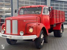 Camión Scania Torpedo volquete usado