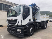 Iveco Stralis AD 190 S 31 truck used tipper