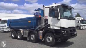 Camion benne Enrochement Renault C-Series 480.32 DTI 13