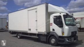 Renault plywood box truck D-Series 240.12 DTI 5