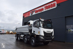 Camion benne Enrochement Iveco X-WAY 480