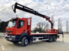 Renault standard flatbed truck Kerax 430.26 DXI