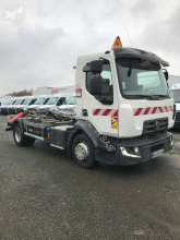 Camión Gancho portacontenedor Renault D-Series 240.12 DTI 5