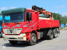 Ciężarówka wywrotka Mercedes Actros 2643 Kipper/Kran * 6X4*