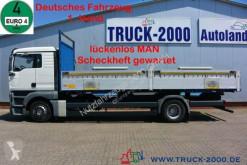 Camion MAN TGA 18.360 Pritsche Gerüst.-Straßenbau 5-Sitzer plateau ridelles occasion
