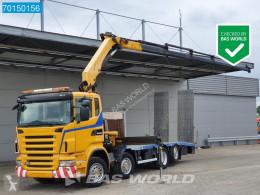 Camion Scania R 420 plateau occasion