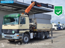 Camion Mercedes Actros 2646 plateau occasion