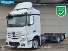 Camion Mercedes Actros 2551 châssis occasion