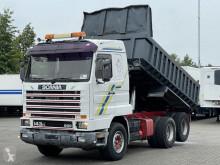 Камион Scania R самосвал втора употреба