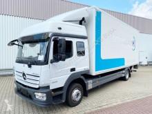 Mercedes box truck Atego 1223 L 4x2 1223 L 4x2 Möbelkoffer mit LBW