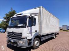 Mercedes box truck Atego 1221
