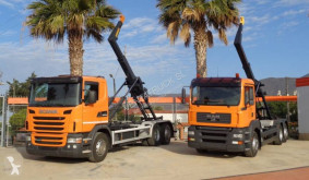 Camion MAN TGS 26.430 polybenne occasion