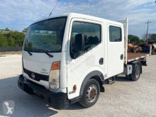 Camion Nissan benne occasion