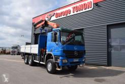 Mercedes standard flatbed truck Actros 3344