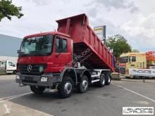 Caminhões Mercedes Actros 4141 basculante usado