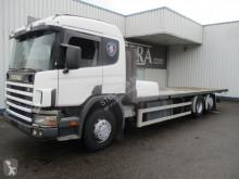 Kamyon Scania P 94 taban ikinci el araç