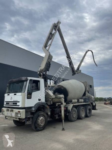 Грузовик Iveco Eurotrakker 420 техника для бетона автобетононасос - смеситель б/у