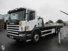 Camion Scania G 114G340 porte engins occasion