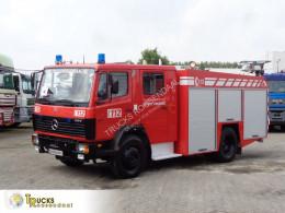 Camion pompiers Mercedes Ecoliner