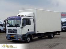 Грузовик MAN TGL 8.180 фургон б/у