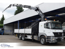 Mercedes Axor 2533 truck used flatbed