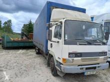 Camión DAF lona corredera (tautliner) usado