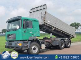 Camión MAN F2000 26.464 volquete volquete trilateral usado