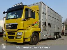 Camión remolque ganadero MAN TGX 26.440 LX Menke 3 Stock