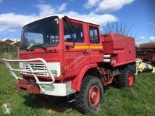 Kamyon orman yangını tanker kamyonu Renault 85 150 TI