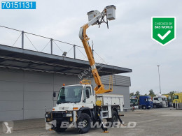 Camion Unimog U400 nacelle occasion