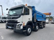Camion benne Enrochement Volvo FMX 460