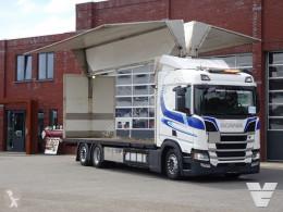 Kamion Scania R 450 dodávka použitý