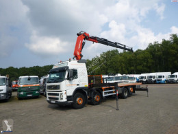 Volvo FM12 truck used flatbed