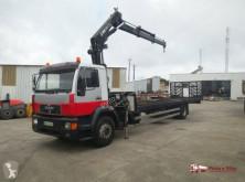 Ciężarówka MAN 18.284 platforma używana