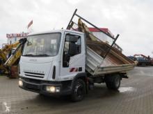 Camion EuroCargo 80 E 18 2-Achs Kipper Meiller 189tkm benă second-hand