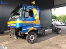 Camion Renault T 480 EURO 6, Damaged truck châssis accidenté