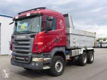 Scania tipper truck R480*Euro4*Retarder*Schalter*K