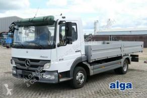 Camión Mercedes 816 Atego 4x2, 5.180mm lang, wenig KM, Euro 5 caja abierta teleros usado