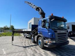 شاحنة منصة قياسي Scania P 380