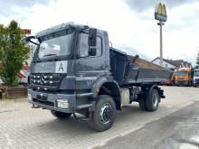 Camión Mercedes Axor 1829 AK 4x4 2-Achs Allradkipper Meiller volquete volquete trilateral usado