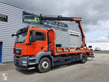MAN TGS 18.480 truck used standard flatbed