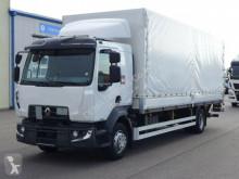Renault ponyvával felszerelt plató teherautó D 240.16 *Euro6*TÜV*Schalter*LBW*AHK**