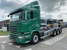 Грузовое шасси Scania R 580