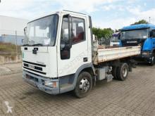 Camion benă trilaterala Iveco Eurocargo ML75E15 4x2 ML75E15 4x2, 6-Zylinder, 2x AHK